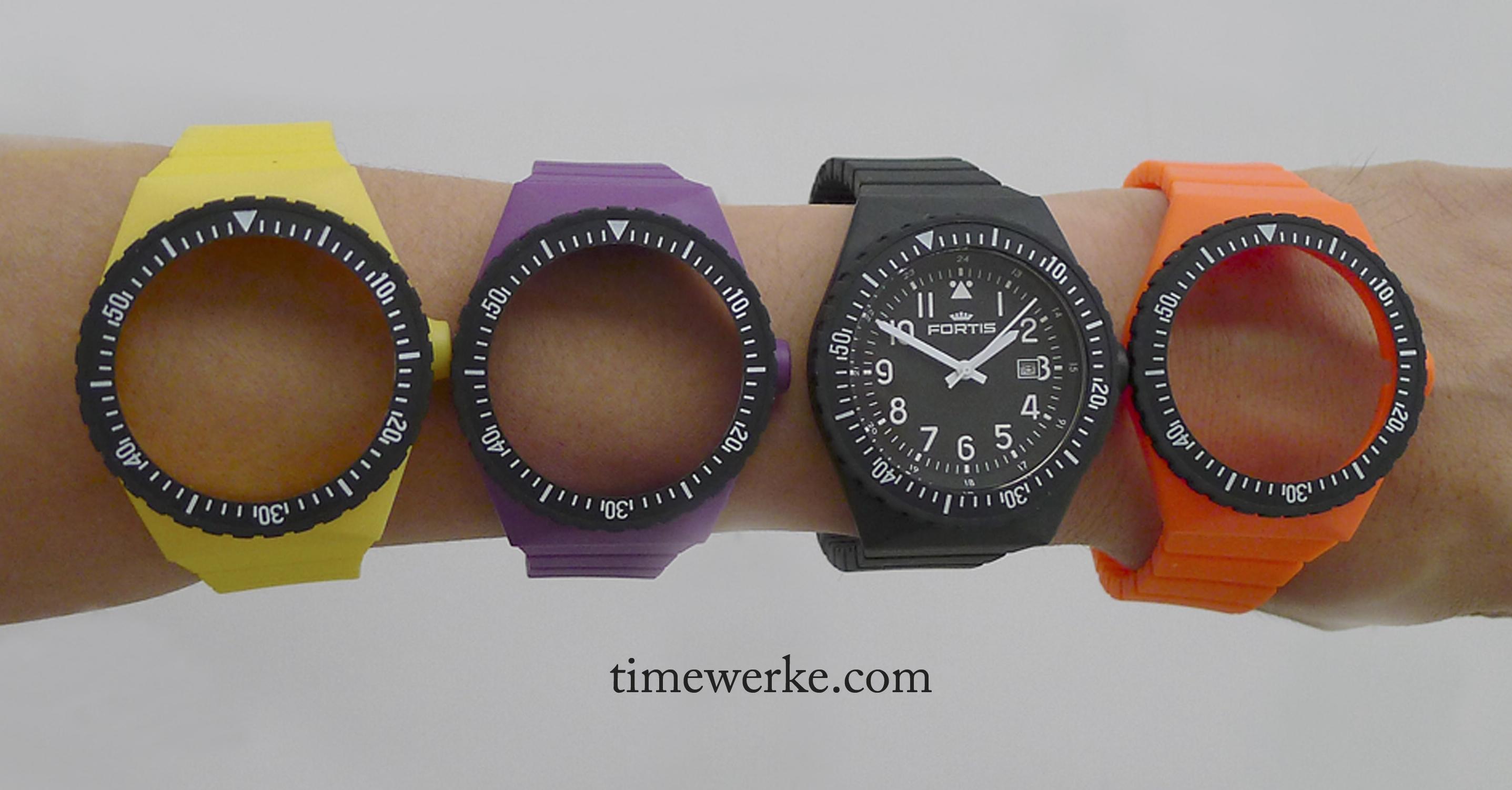 Fortis Colors Timewerke