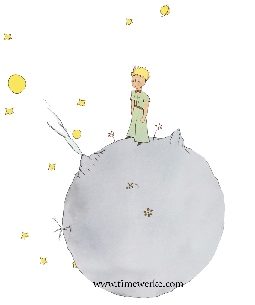 an examination of the little princes planet Take the quiz: the little prince by saint-exupery  the little prince left his planet, and visited many others on his way to the earth.