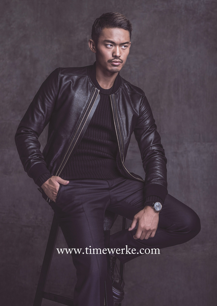 "Lin Dan, nicknamed ""Super Dan"", is regarded as one of the greatest singles players in badminton history. In 2014, he became the Montblanc's ambassador in China. The Montblanc Pythagore Ultra-Light Concept is dedicated to Lin Dan. Photo: © Montblanc."